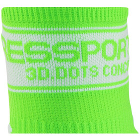 Compressport Racing V2 Chaussettes, fluo green